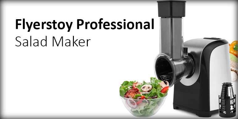 Flyerstoy Professional salad maker