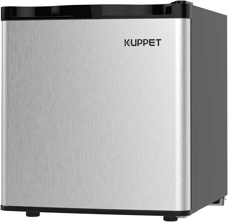 KUPPET Compact Upright Freezer