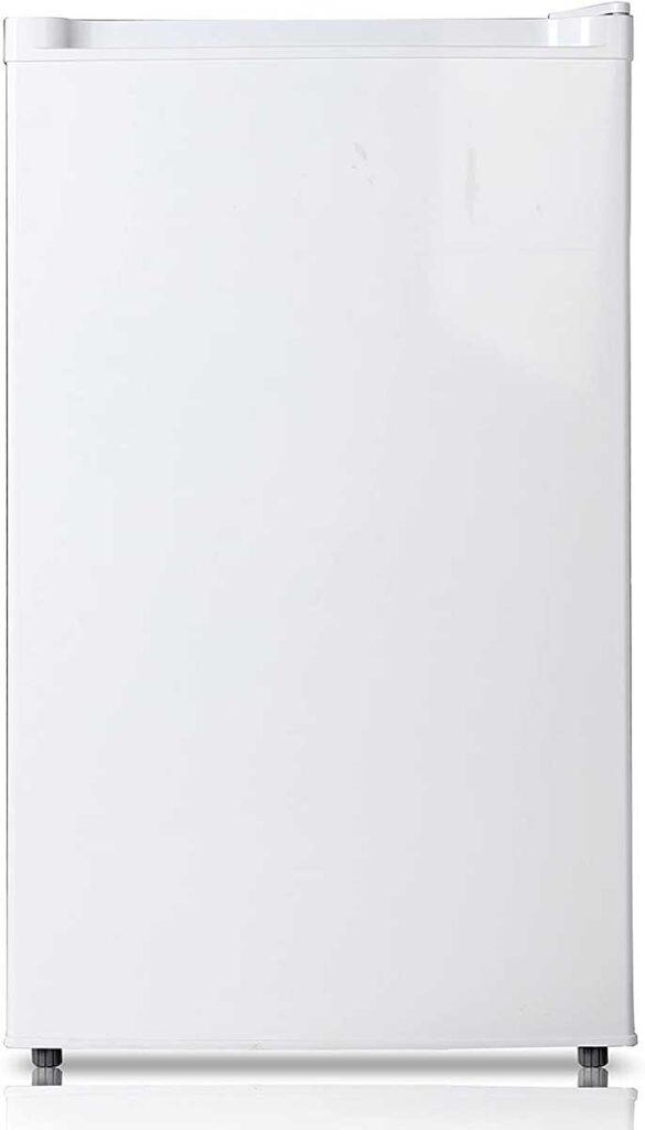Midea WHS-109FW1 Upright Freezer White