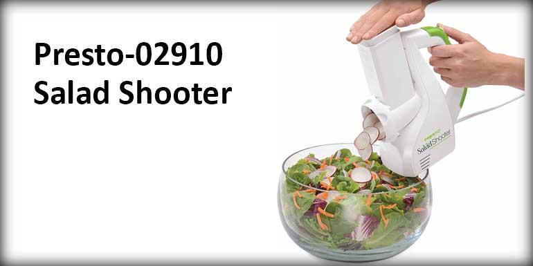Presto 02910 Salad Shooter