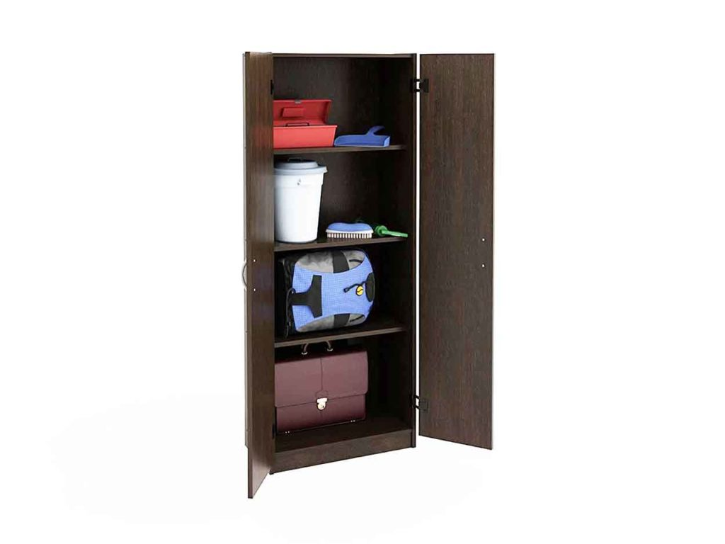 AMERIWOOD FLYNN space saving storage cabinets 2