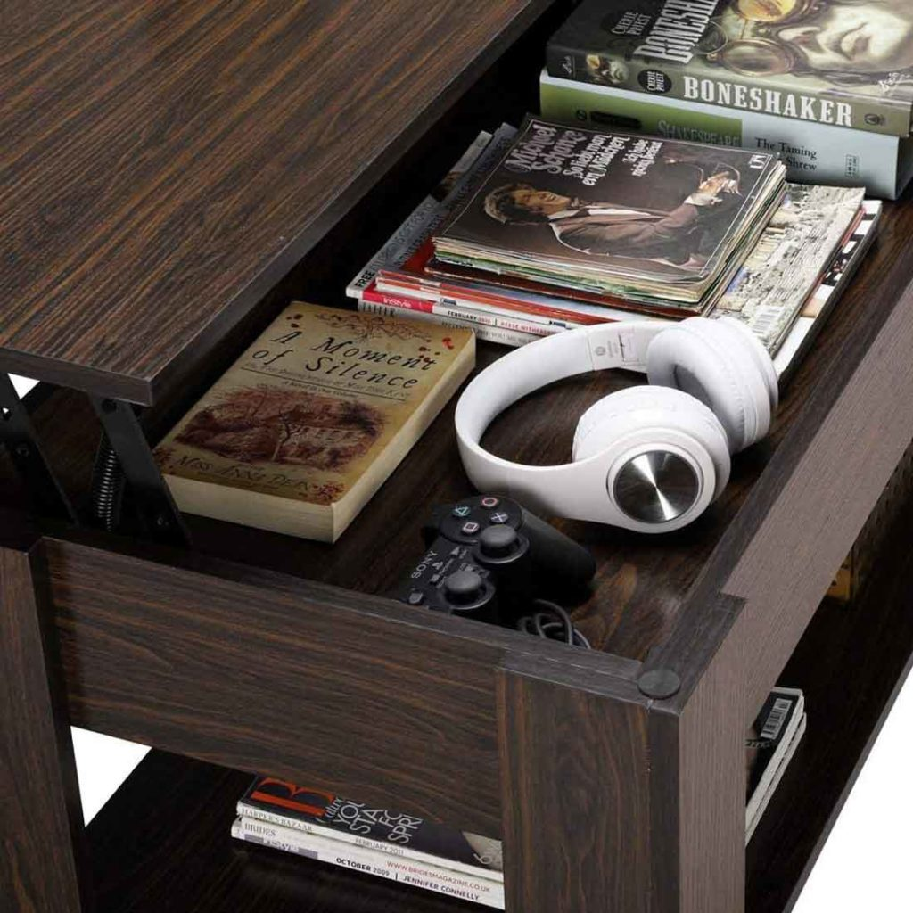 BEST LIFT-TOP COFFEE TABLE 3