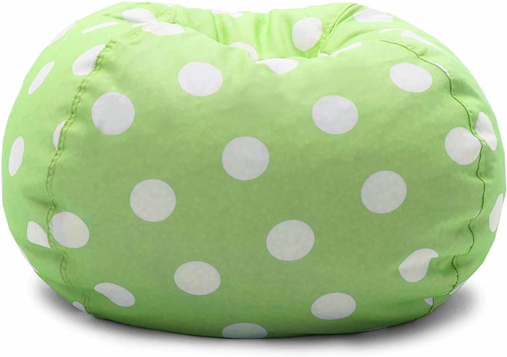 Big Joe Polka Dot Bean Bag Chair