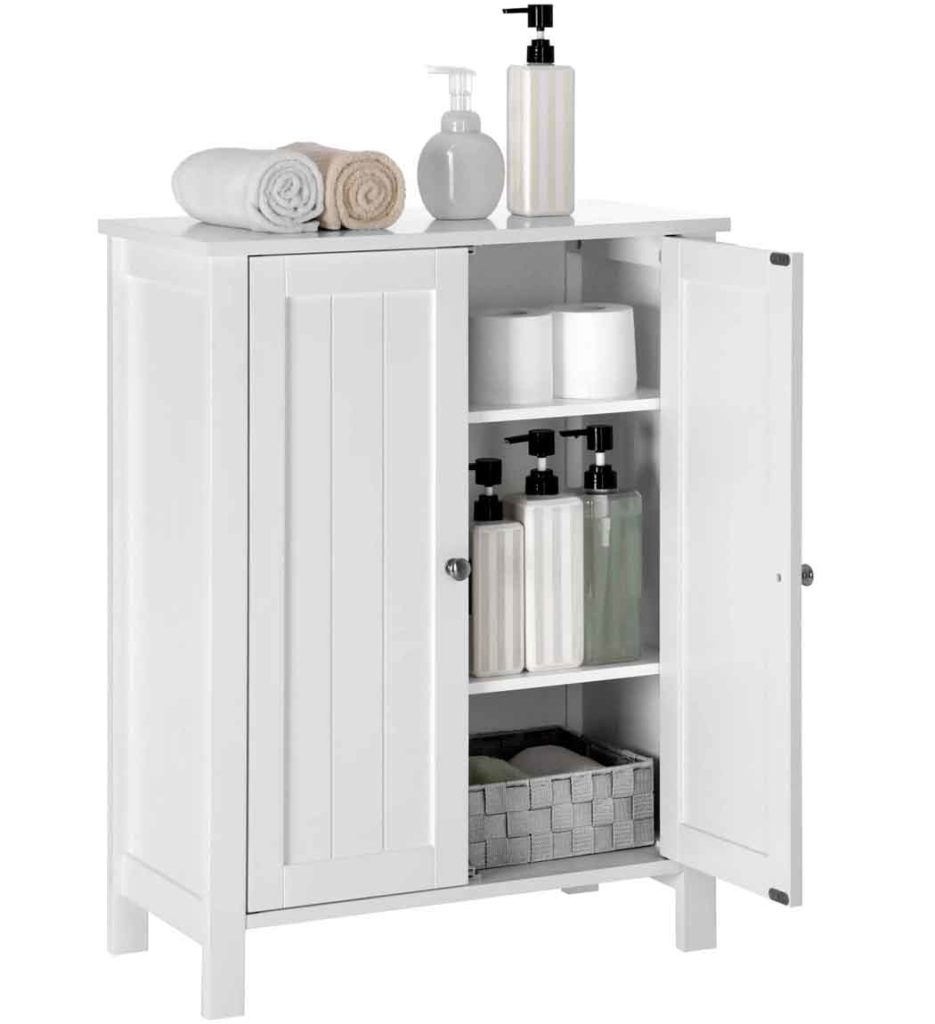VASAGLE space saving storage cabinets 3