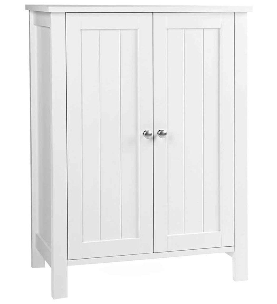 VASAGLE space saving storage cabinets