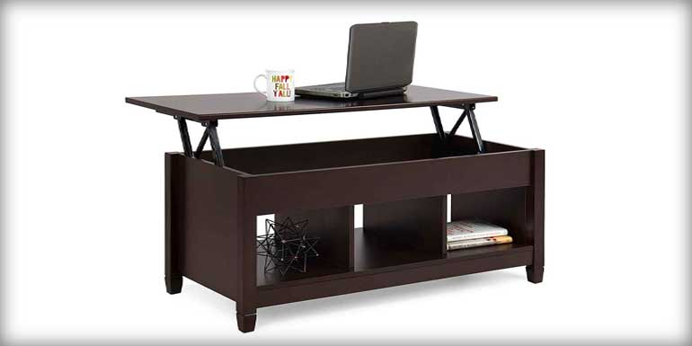 best choice lift-top coffee table