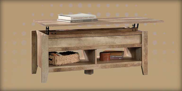 best lift-top coffee table