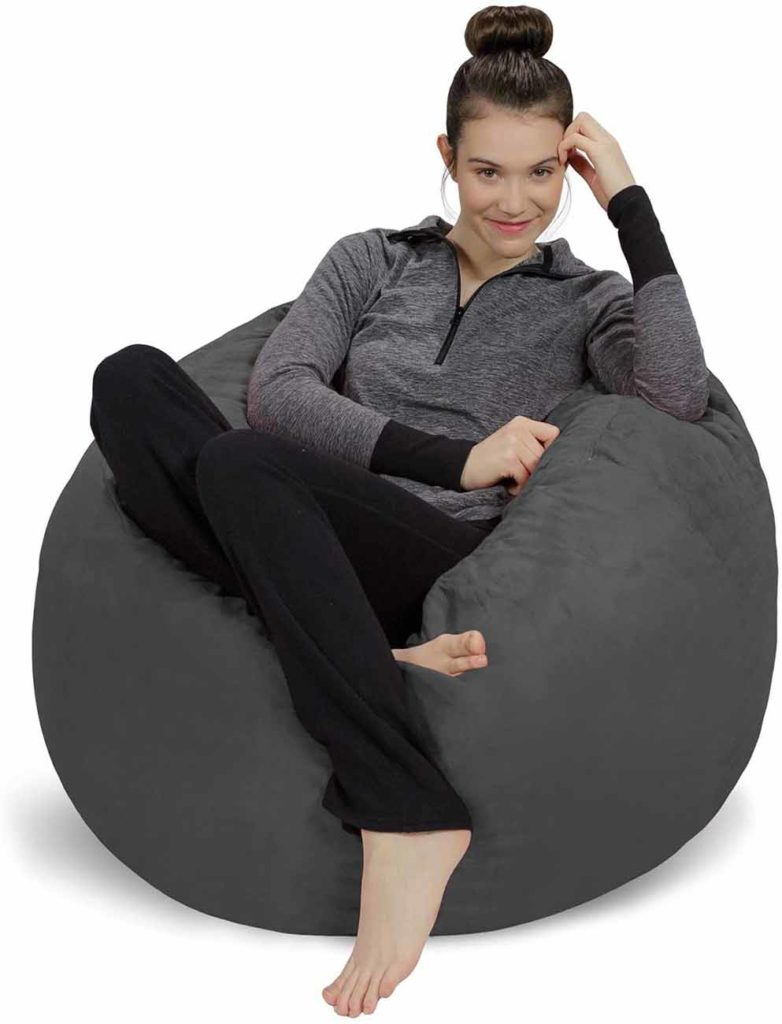 memory foam bean bag