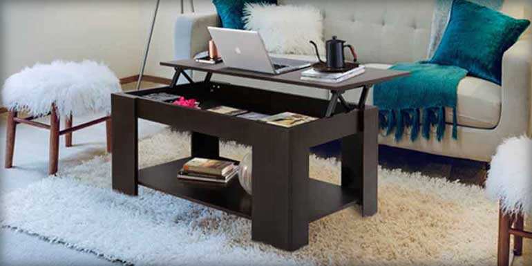 super deal lift-top coffee table