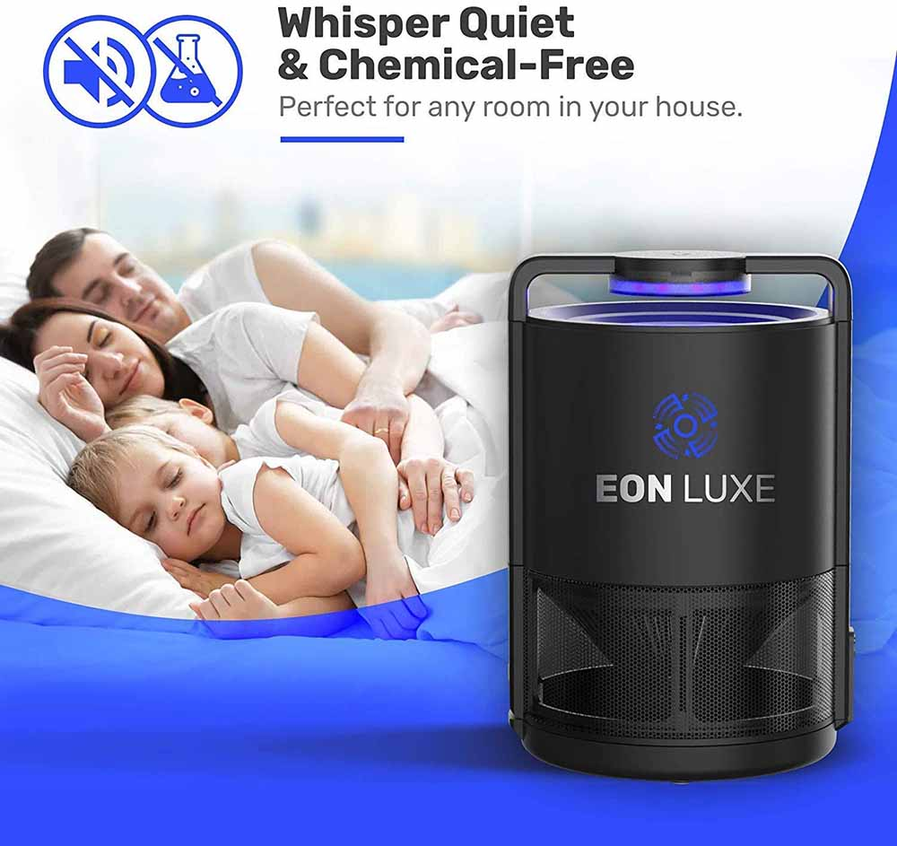 Eon Luxe Indoor Mosquito Killer and Fly Trap