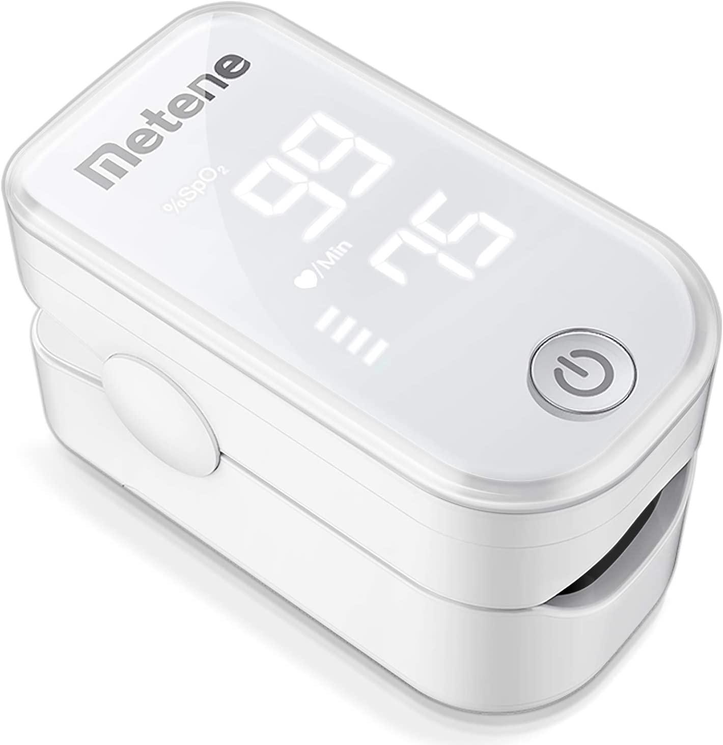 Metene Pulse Oximeter Fingertip