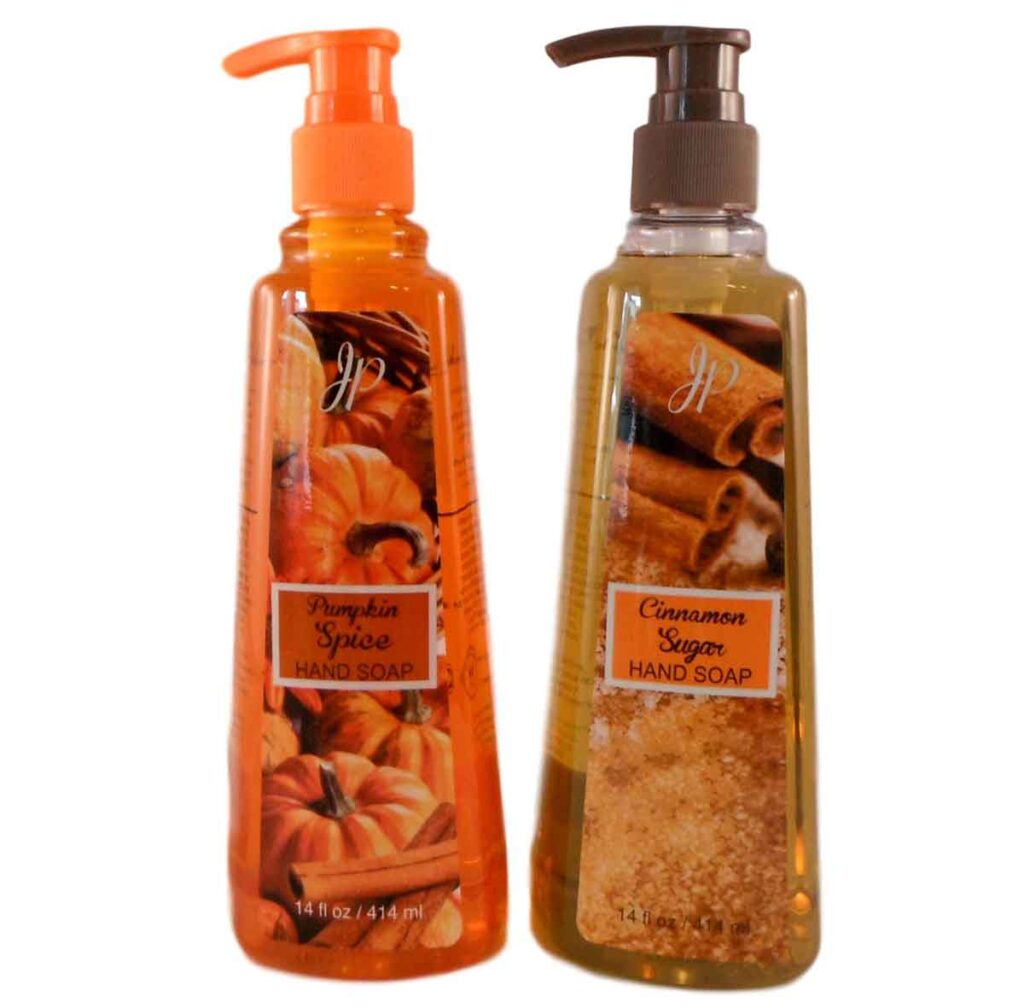 Pumpkin Patch Hand Soap Bundle