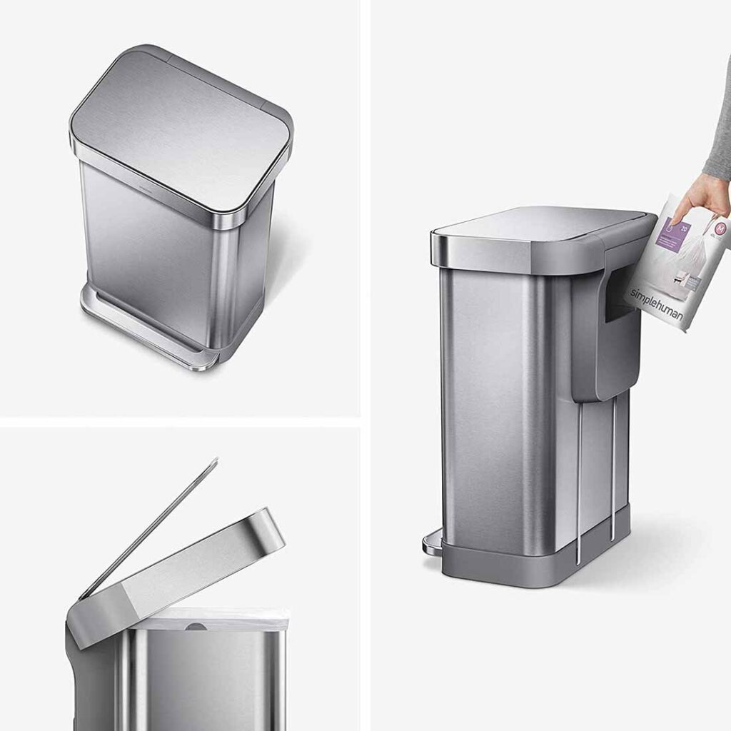 Simplehuman Trash Can 2