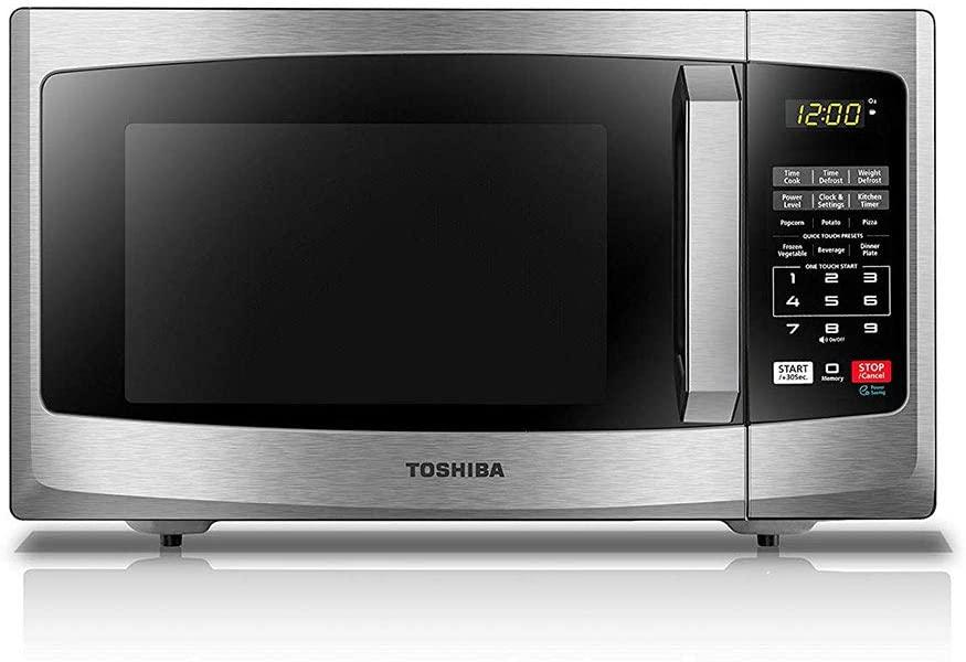 Toshiba EM925A5A SS Microwave Oven