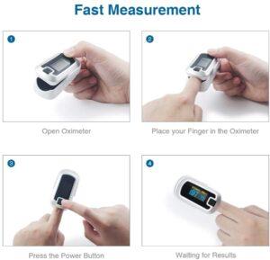 mibest Pulse Oximeter 3