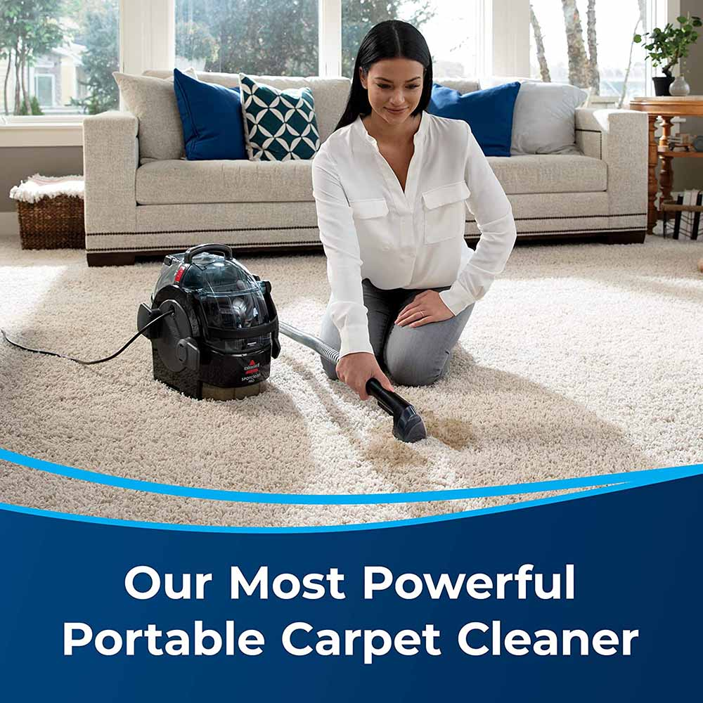 Bissell 3624 Spot Clean Professional Portable Carpet Cleaner 2