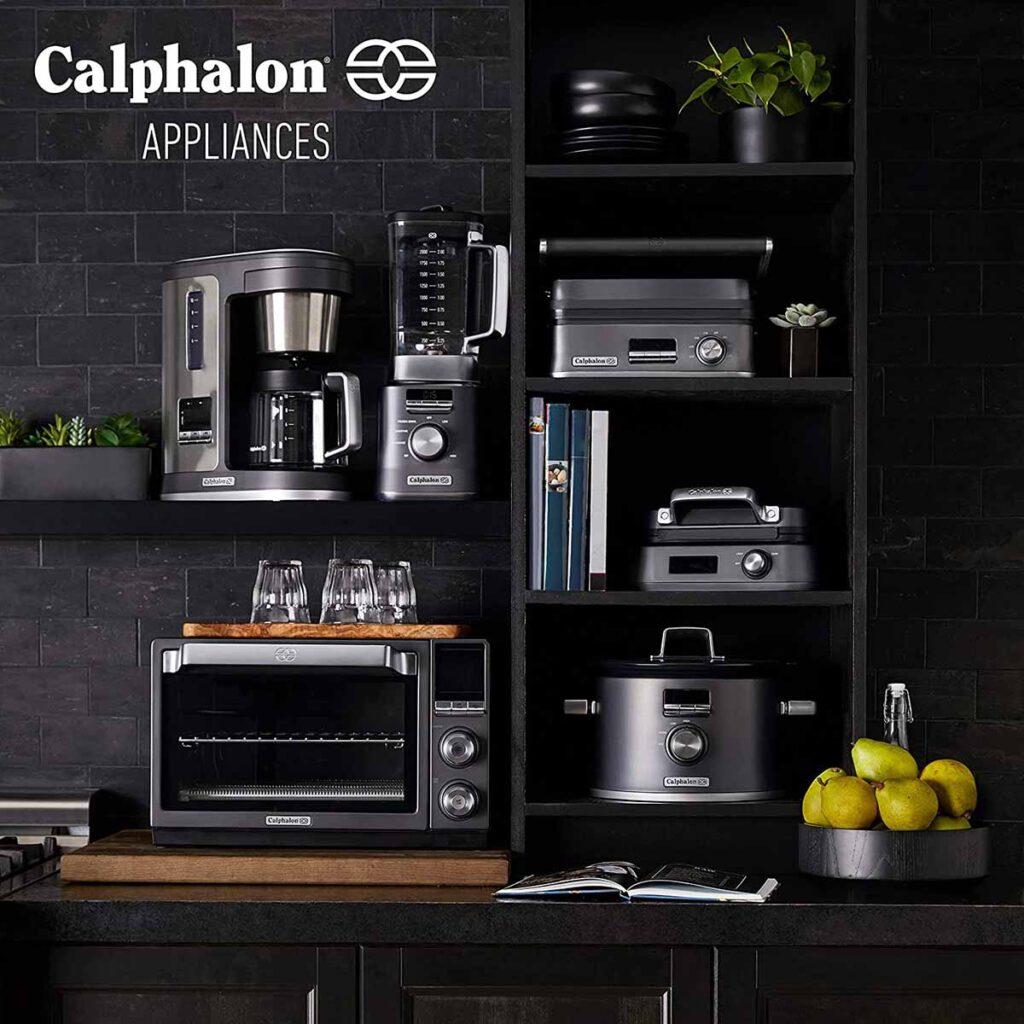 Calphalon Quartz Heat Countertop Toaster Oven-2