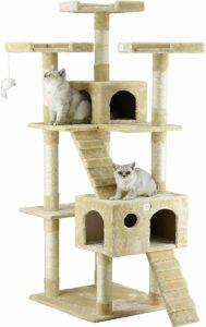 Go Pet Club 72 Cat Tree-1