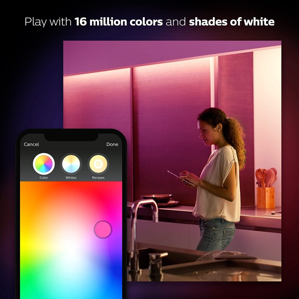 Philips Light Hue Strip 2