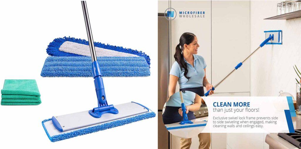 Professional Wholesale Microfiber Mop