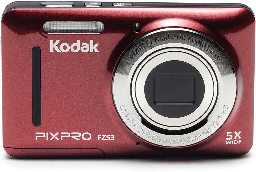 Compact Light Weight Camera