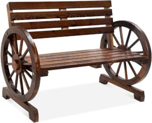 best type of wood for outdoor benches
