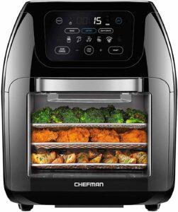 Digital Air Fryer plus Rotisserie