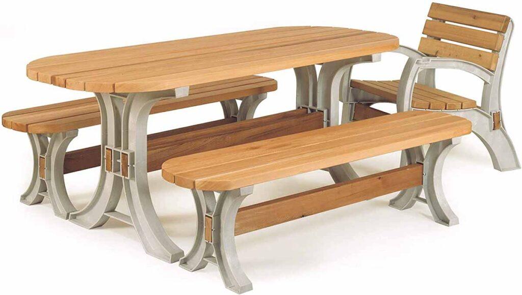 Custom Picnic Table Kit