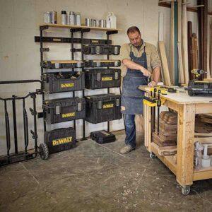 Garage Essentials Dewalt Storage Rack