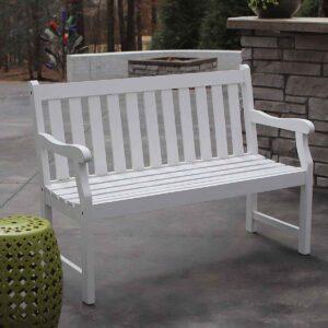 best outdoor benches for men
