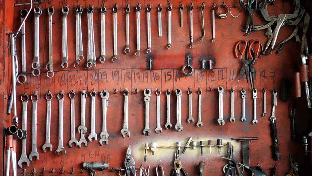 garage essentials