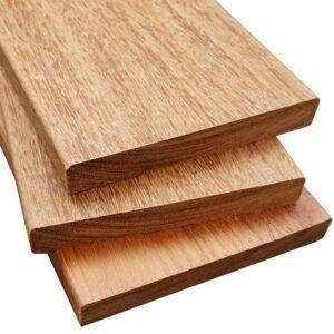 Cumaru Wood For Outdoor furniture
