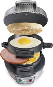 Hamilton Beach Breakfast Sandwich Maker