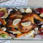 How to cook Air Fryer rotisserie chicken