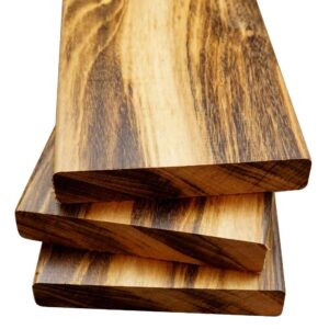 Tigerwood Wood For Outdoor furniture