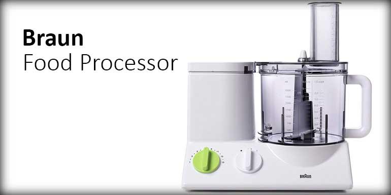 braun food processor